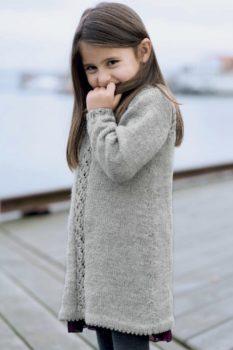 Kjole i pure eco wool