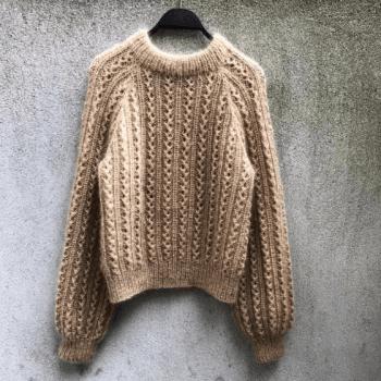 Vaffelsweater