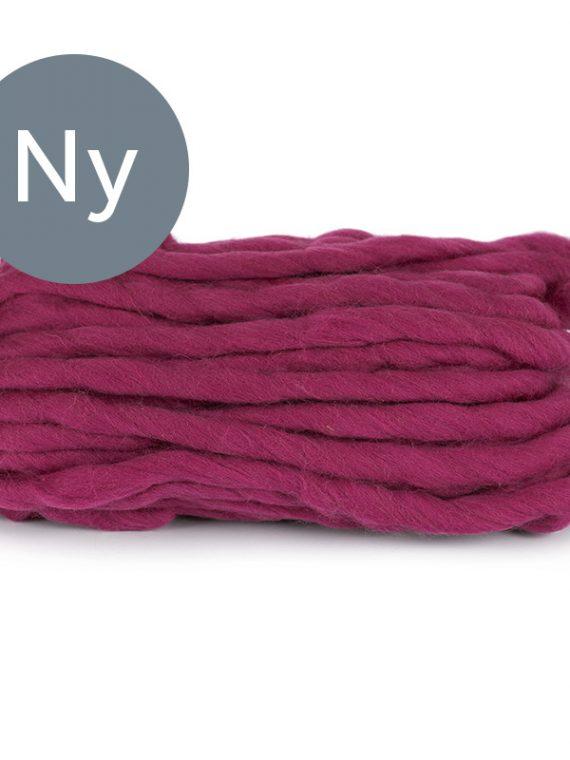 Pakke med Chunky wool i farger