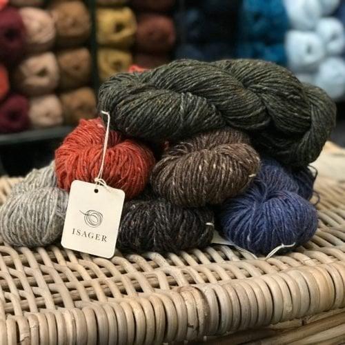 Isager Aran Tweed