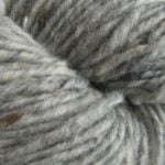 Isager Aran Tweed grey