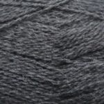 Isager Highland Wool farge Charcoal