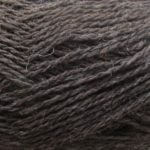 Isager Highland Wool farge Chocolate