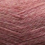 Isager Highland Wool farge Rose
