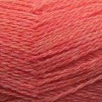 Isager Highland Wool farge Rhubarb