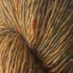 Isager Tweed Mustard