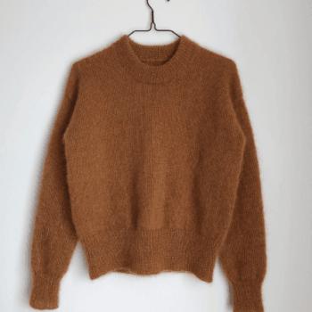 Stockholmgenser fra Petiteknit - strikkepakke