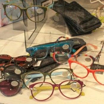 Lesebriller og solbriller