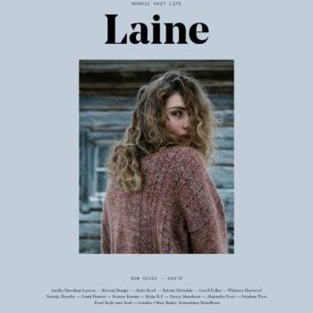 Laine Magazine endelig hos Fru Kvist! Ny utgave i salg 15. februar. Men du kan sikre deg utgaven allerede nå.