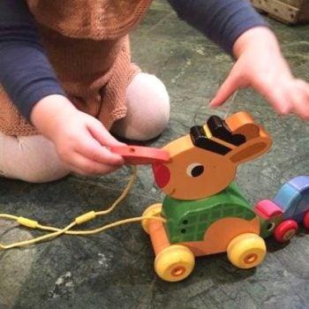 Leketøy til barn