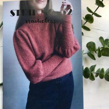 Design av nameless knitwear