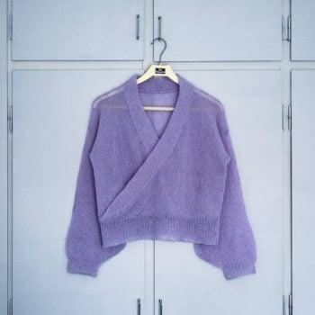 Nameless Knitwear sin fine modell Strik nr. 51